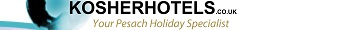 Hotels Direct - for the Kosher traveller - hotels worldwide, cruises, tours on Pesach, Shavuot, Succot, Summer, Winter and more
