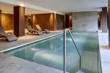 Courmayeur Pool
