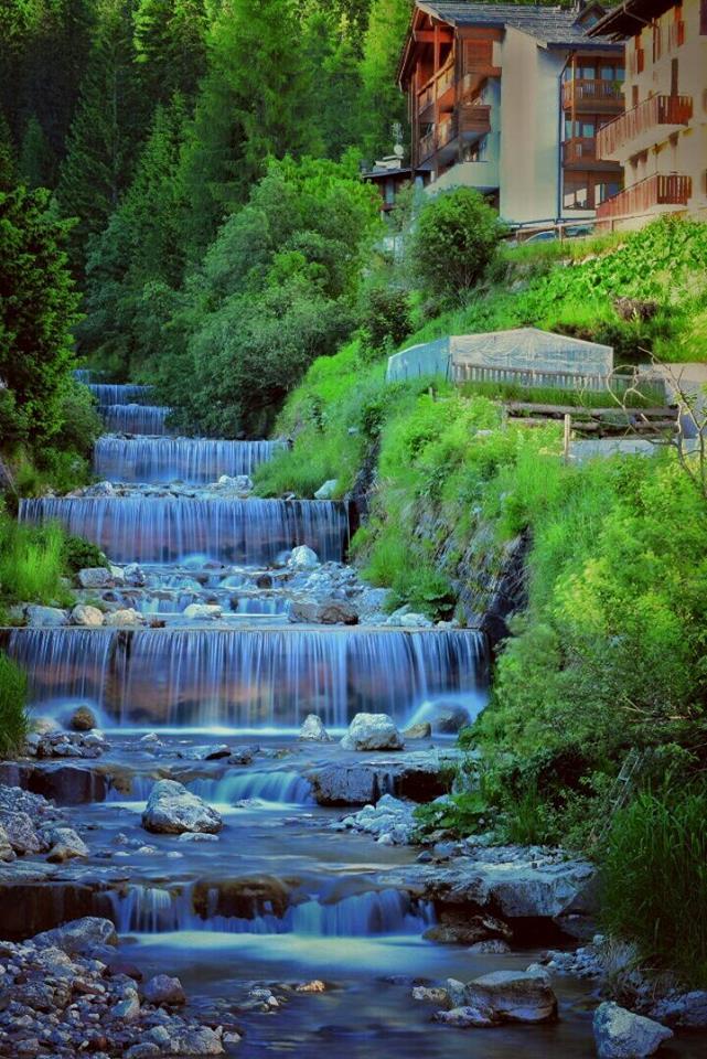 Savoia Waterfall