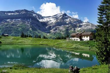 Villars Lake